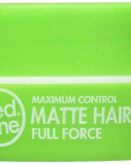 Red One Matte Wax
